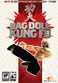 Rag Doll Kung Fu box art