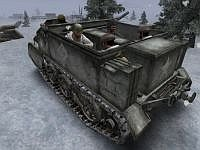 Red Orchestra - Universal Carrier vehicle