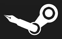 Steam Report logo